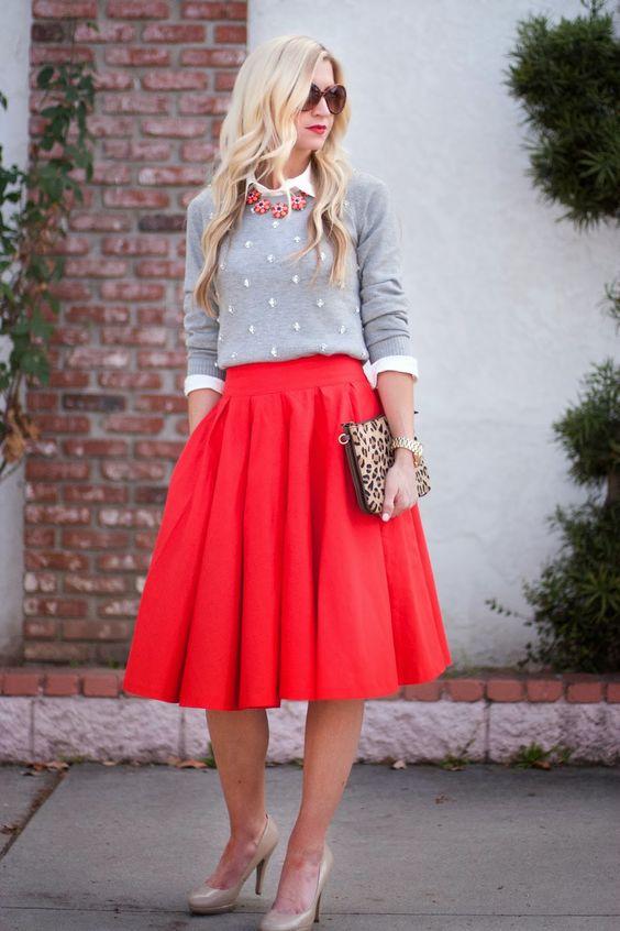 sweatshirts falda