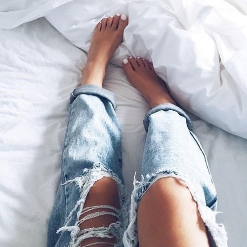 unas jeans