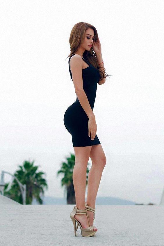 vestido curvy chic