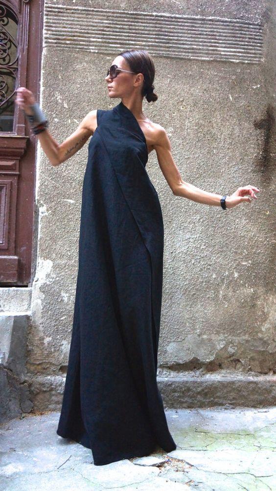 vestido despampanante
