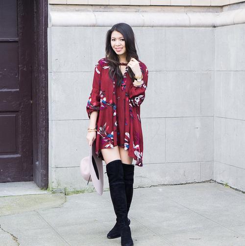 vestido-floreado