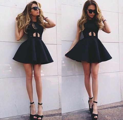 vestido super cute