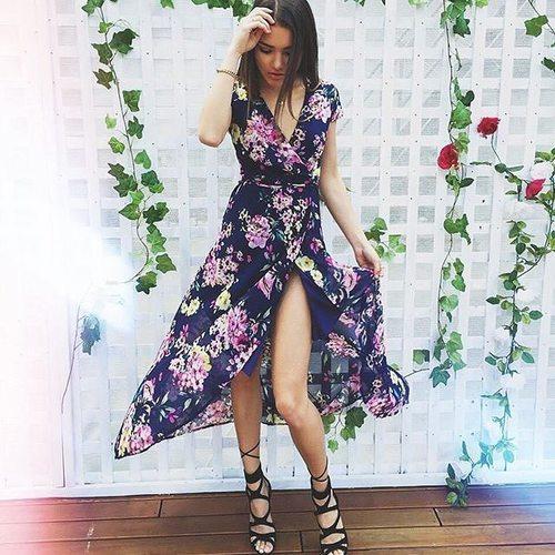 vestidofloreado