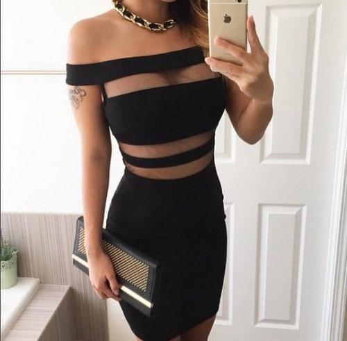 Boda Querer Tan Negros A Vestidos Usarlos Despampanantes En Que Vas Tu bfg7vY6y