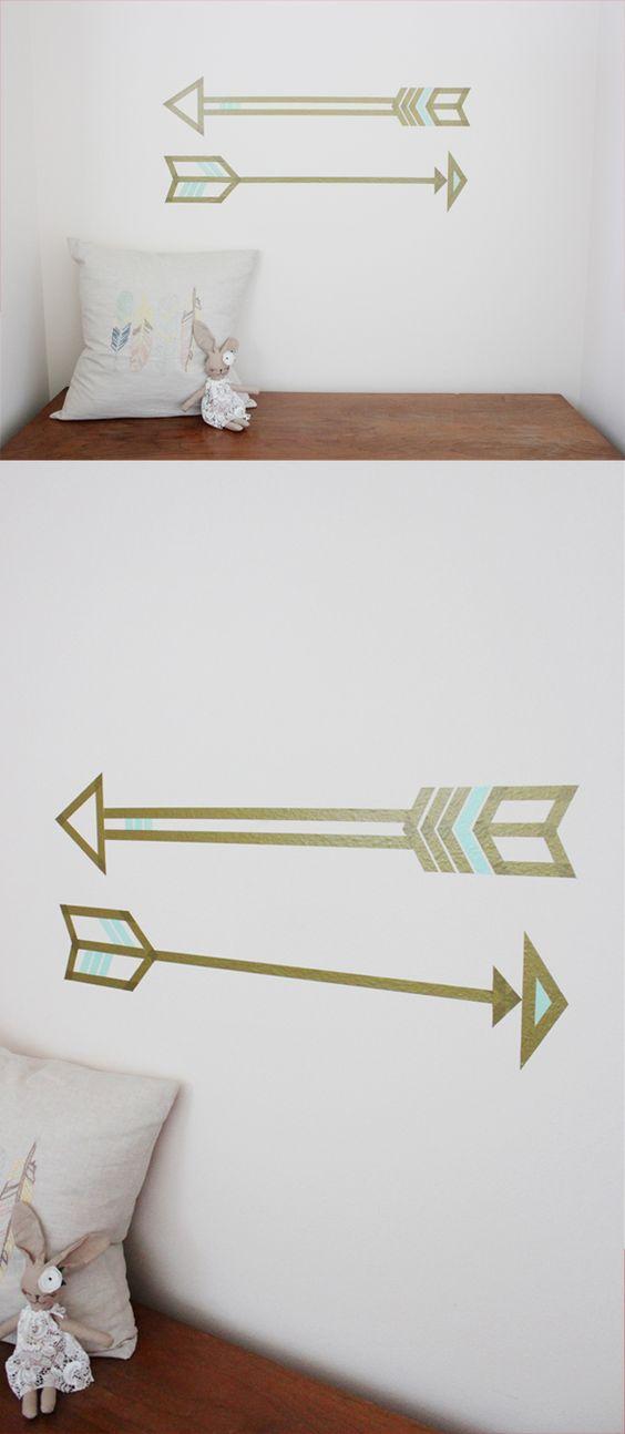 washi flechas
