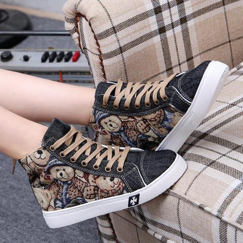 bear sneakers
