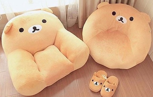 bear sofa