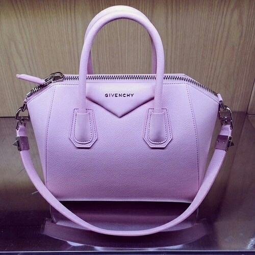 bolso purpura