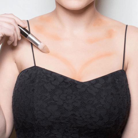 breast bronzer