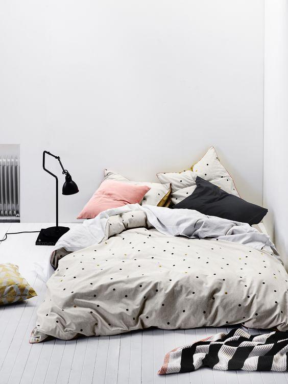cama suelo