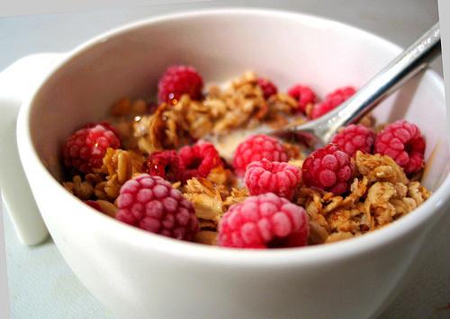 cereal zarzamoras