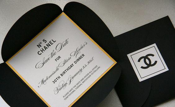 chanel-invitacion