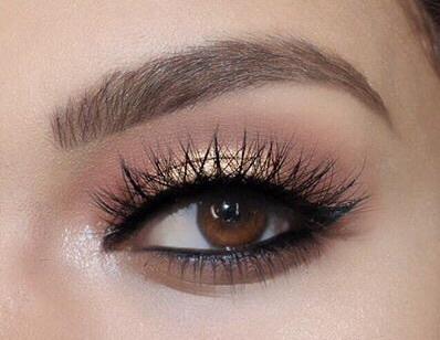 eyeliner inside