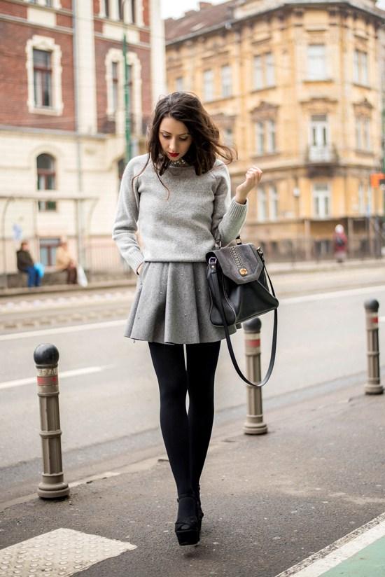 fashionista gris