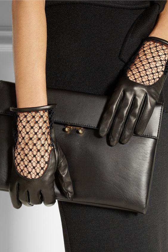guantes manos