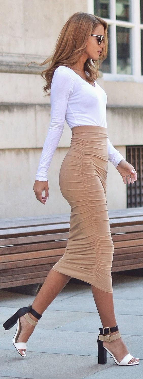 lapiz falda