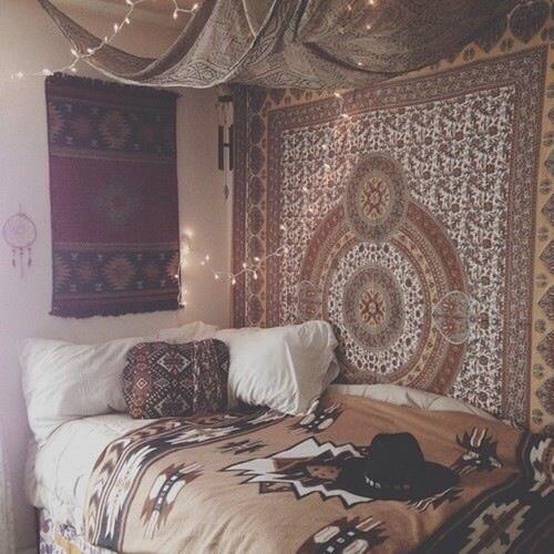 luces cama