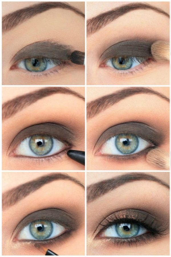 10 Maquillajes De Ojos Perfectos Para Tu Graduaci 243 N
