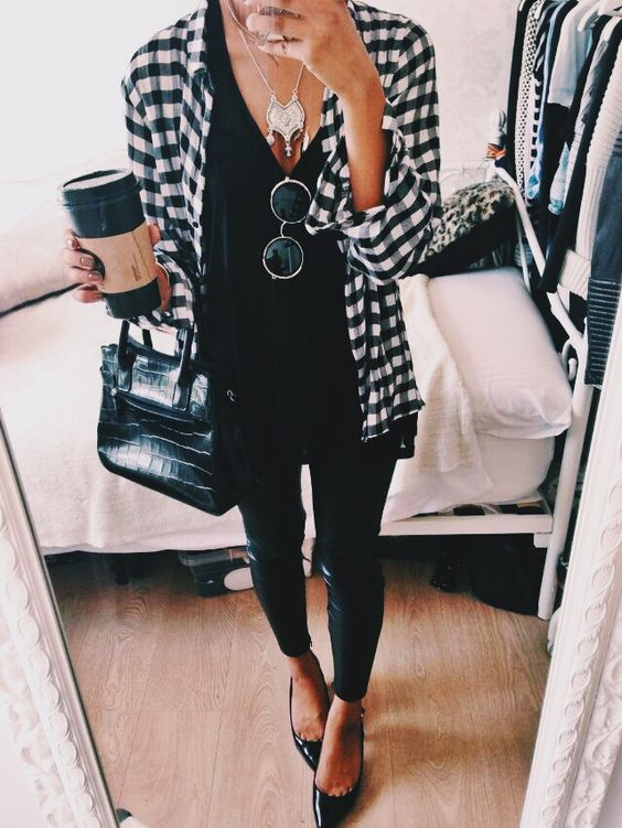 outfit escuela fashion