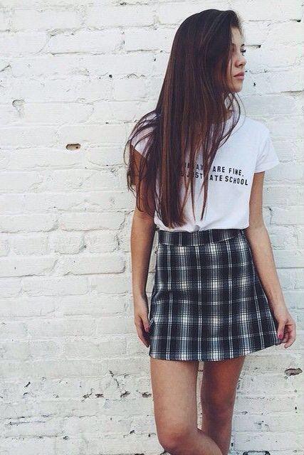 outfit para escuelas