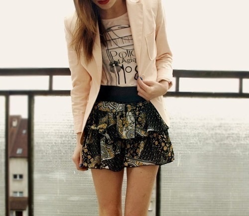outfits primaverales