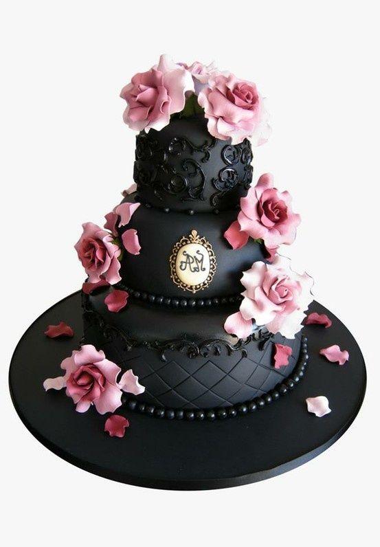 pasteles goticos lindos