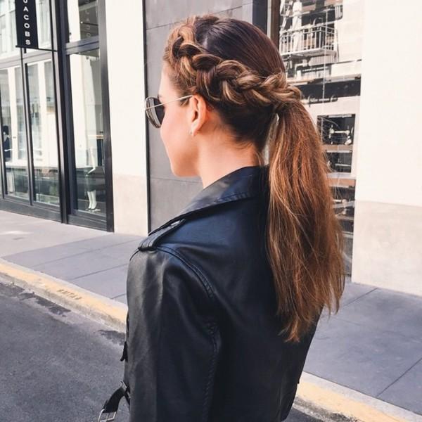 peinado trenzas geniales