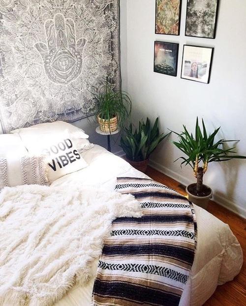 plantas cama