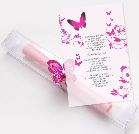 Quinceanera Invitations with best invitations layout