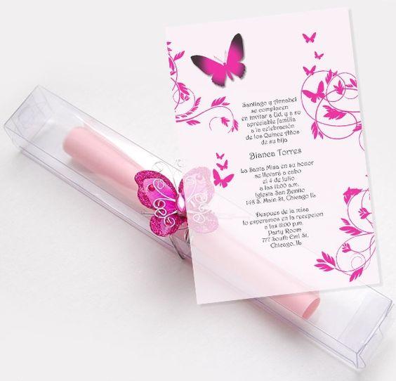 Quincianera Invitations as perfect invitations design