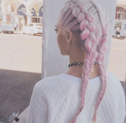 rosa color
