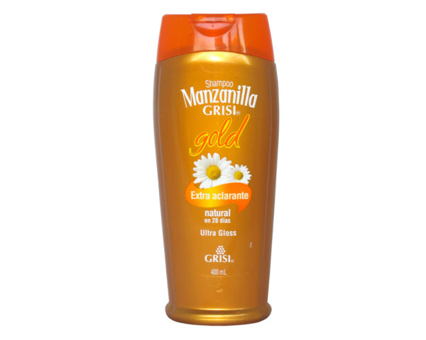 shampoo manzanilla
