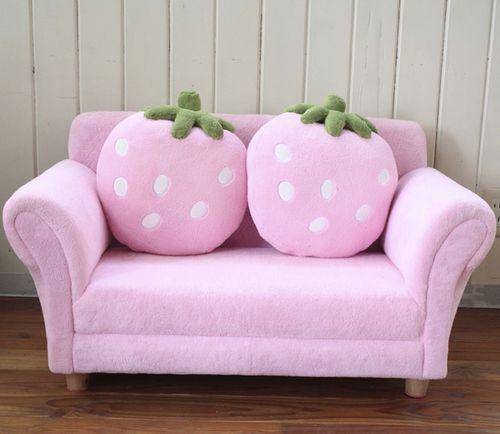 sofa fresas