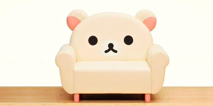 Peque os y hermosos sof s que ser an felices en tu habitaci n for Sofas cheslong pequenos