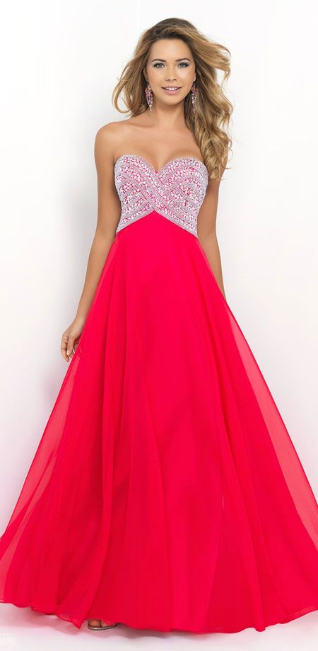 Color ideal para vestido de graduacion