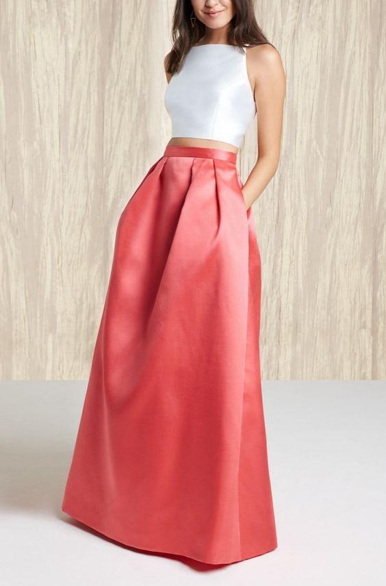 vestido -liso