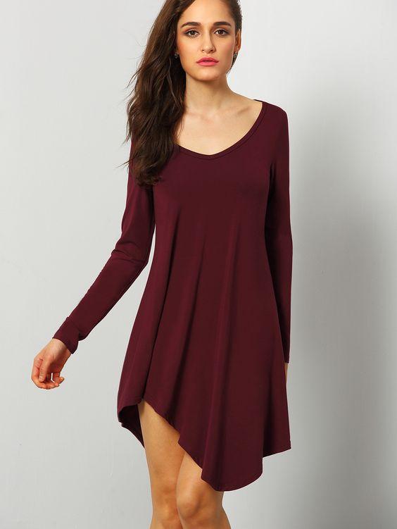 vestido rojo para cita