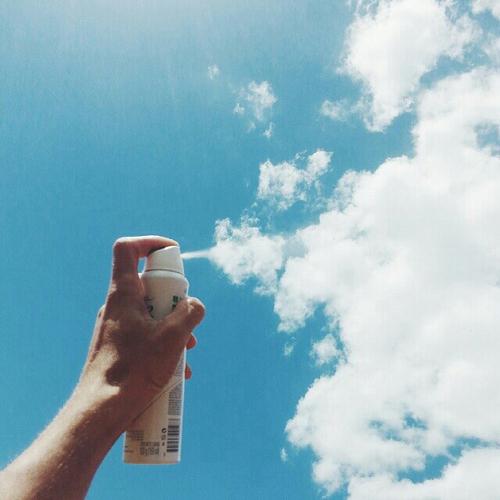 aerosol nube