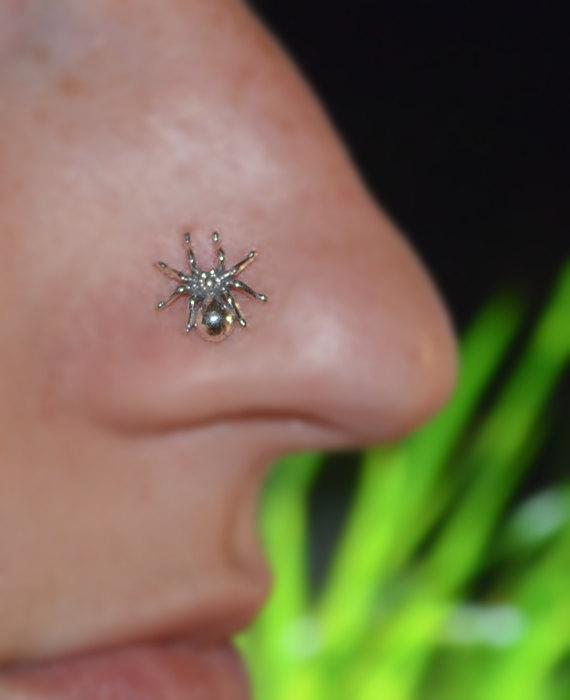 araña piercing