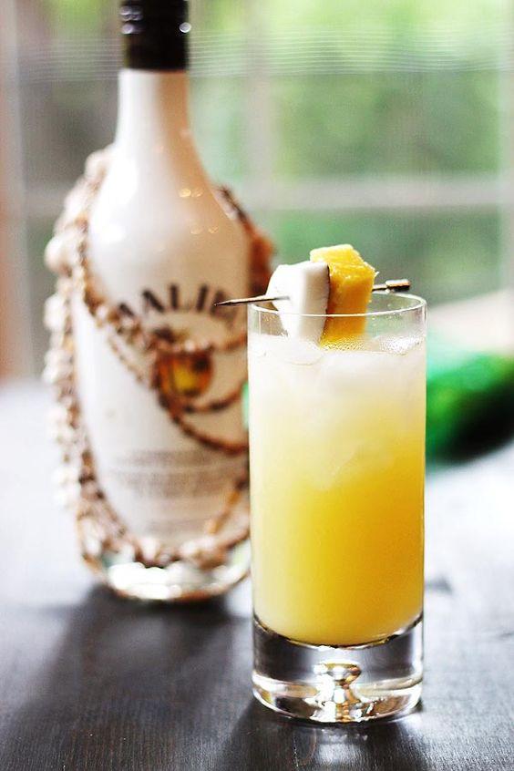 bebidas malibu