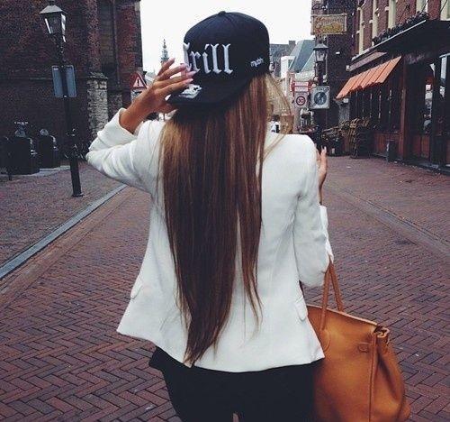 blazer gorra