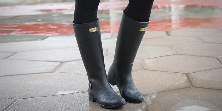 09b1a3a24 13 Looks con botas Hunter que te enamorarán a primera vista
