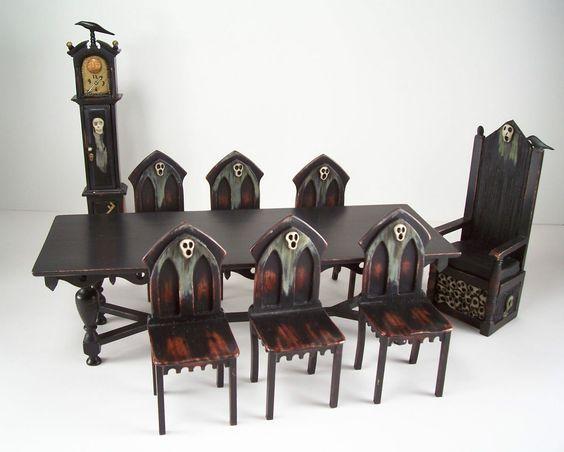 casa embrujada mini