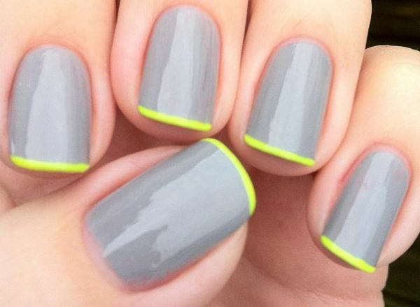 gris y- neon