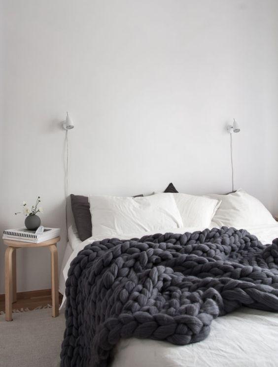 habitaciones blanco ynegro