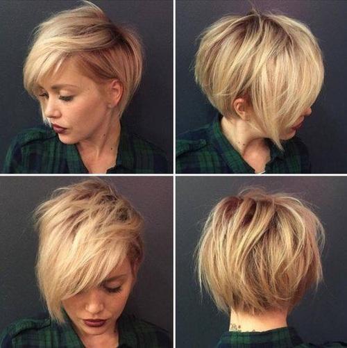 haircuts short
