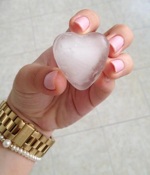 hielo uñas