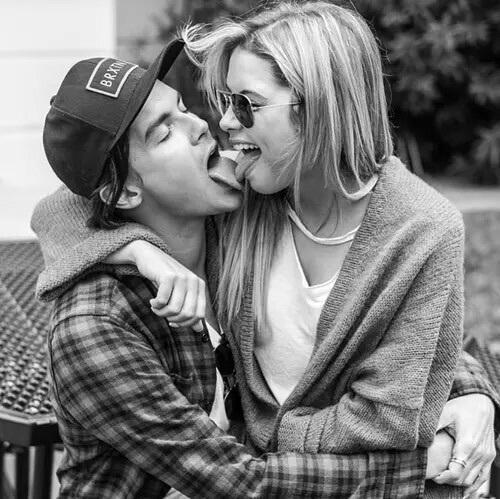 lengua pareja