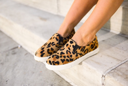 leopardo slipon