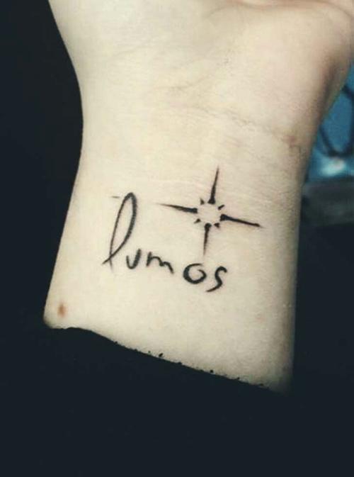lumos tattoo